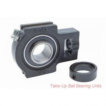 DODGE WSTU-E-208R  Take Up Unit Bearings